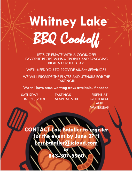 Fourth of July 2018 BBQ