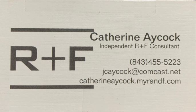Catherine Aycock Bus. Card